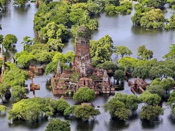 Дожди в Таиланде