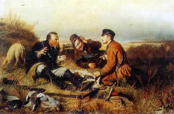 Истории охотников