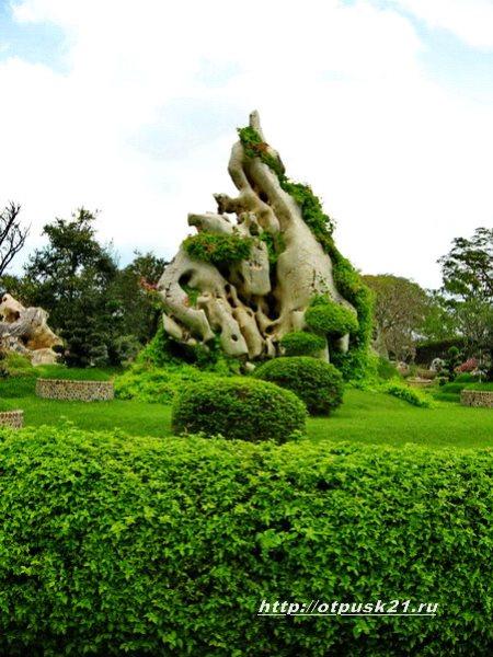 Парк камней, парк миллионолетних камней