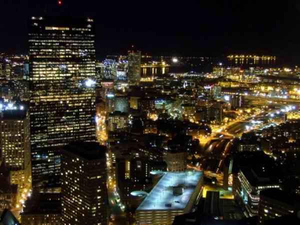 Город Бостон
