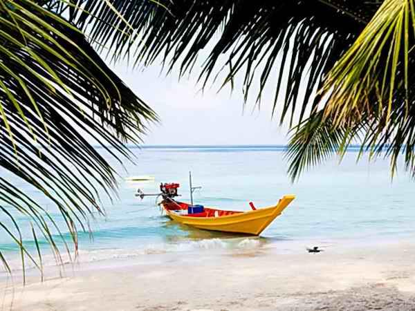 остров Черепах, Ко Тао