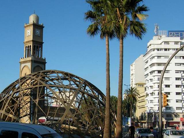 Город Касабланка