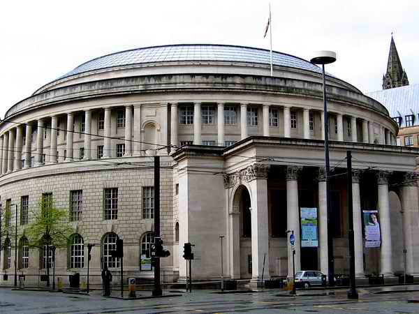 Город Манчестер