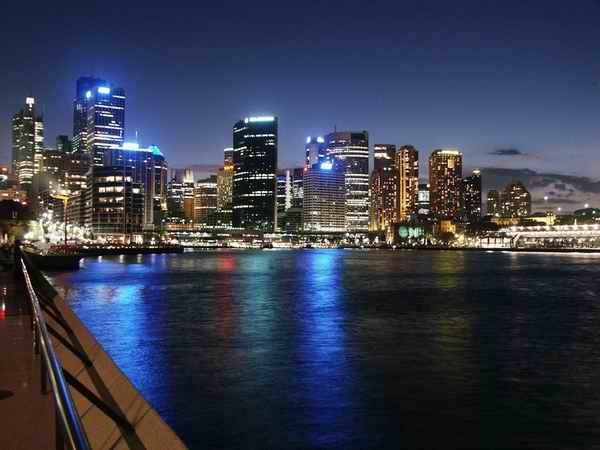 Сидней, Город Сидней