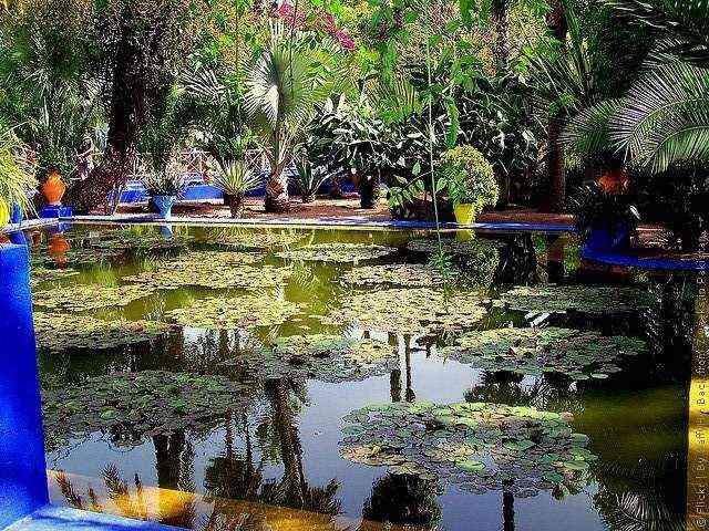 Марокко Марракеш, город Марракеш