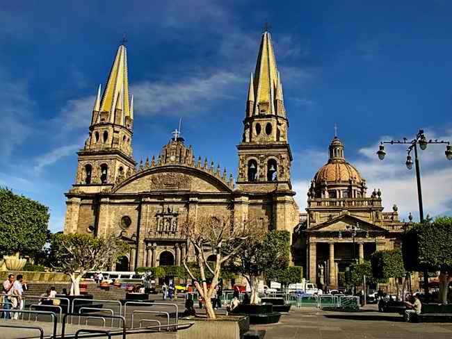 Гвадалахара, Гвадалахара Мексика, город Гвадалахара