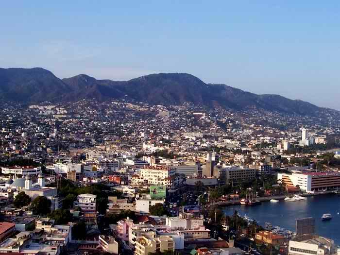 Мексика Акапулько