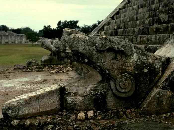 Пирамиды Мексики