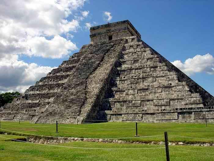 Пирамиды Мескики
