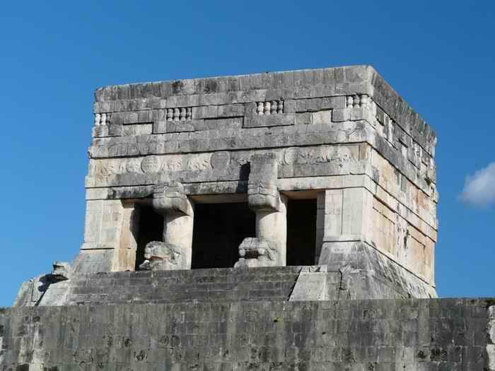 Чичен-Ица, древний город майя