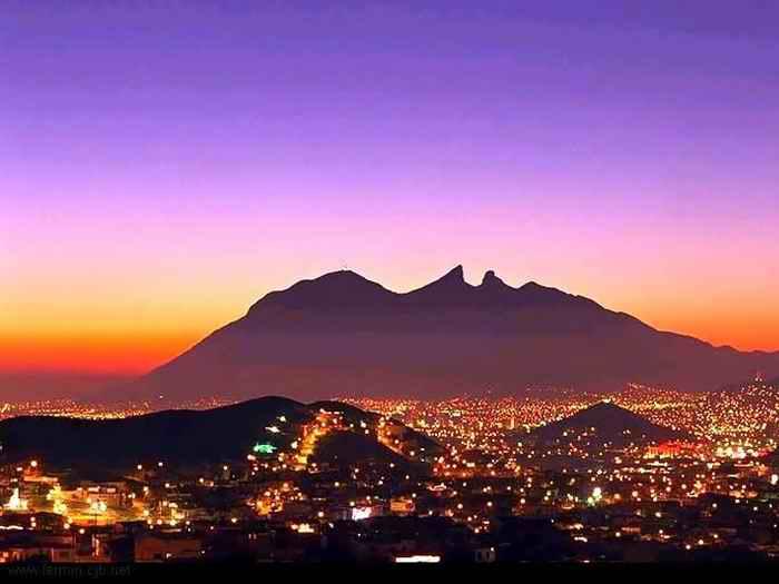 Монтеррей, Монтеррей Мексика