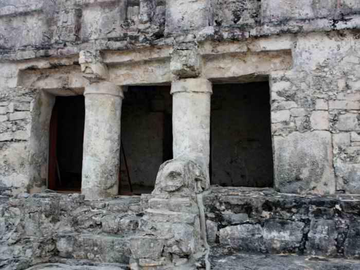 Тулум, древний город майя