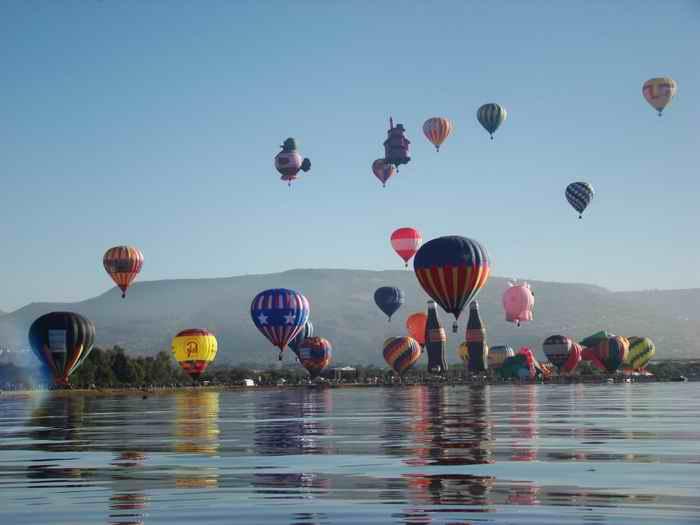 фестиваль воздушных шаров
