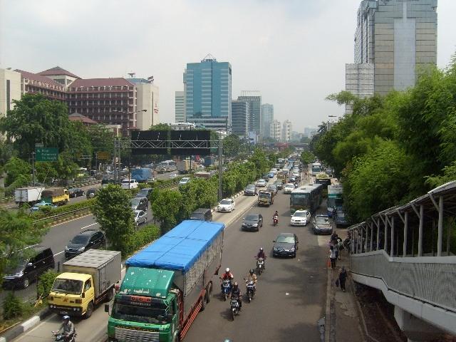Джакарта столица