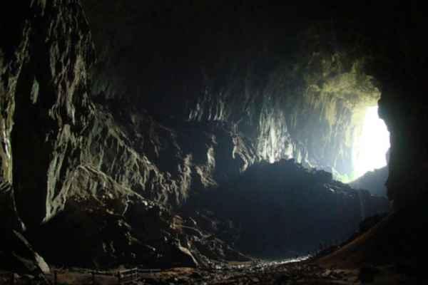 Оленья пещера