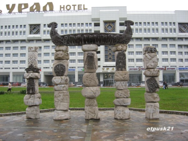 городские скульптуры