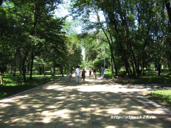 Город Нальчик