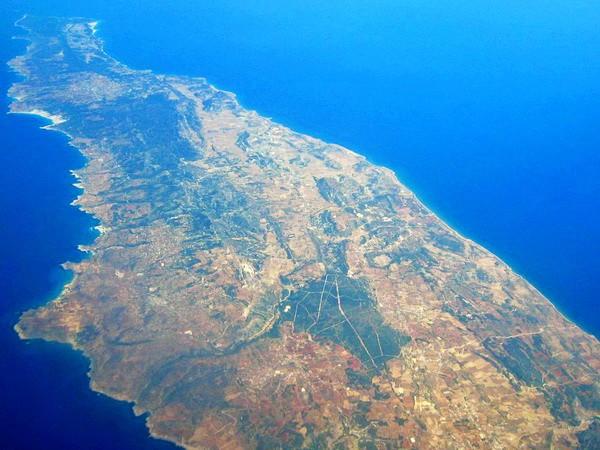 Остров Кипр, Кипр