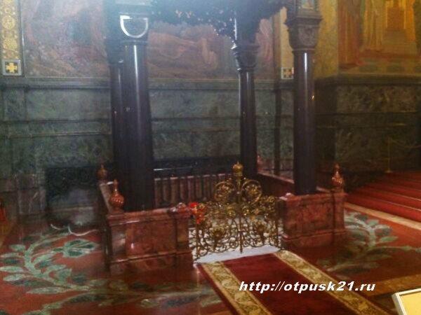 Храм Спас-на-Крови
