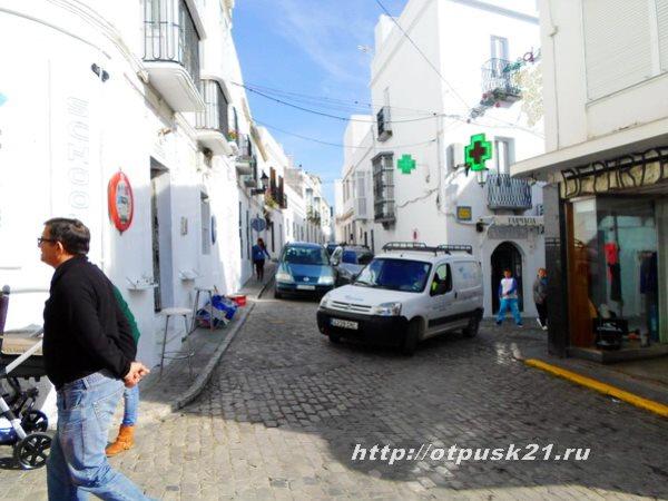Тарифа Испания