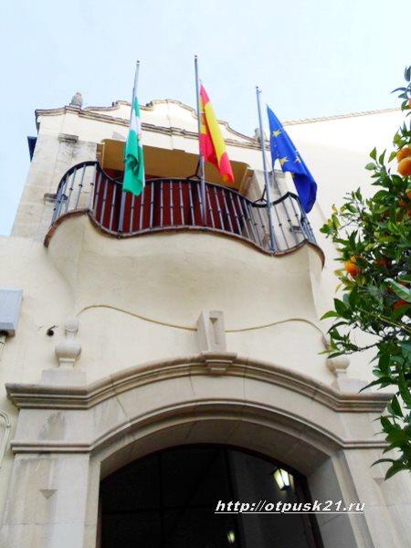Кордова Испания, дворец Алькасар