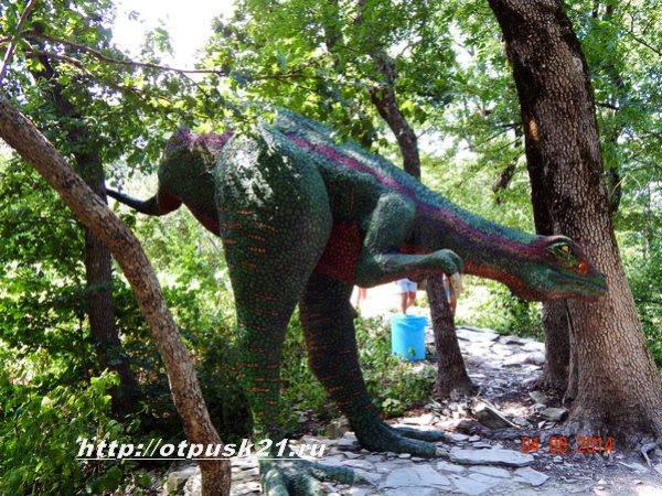 Сафари-парк в Геленджике