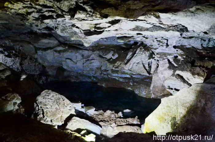 роты Кунгурской пещеры