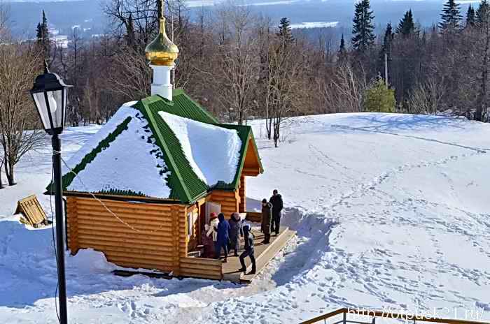 Белогорский мужской монастырь