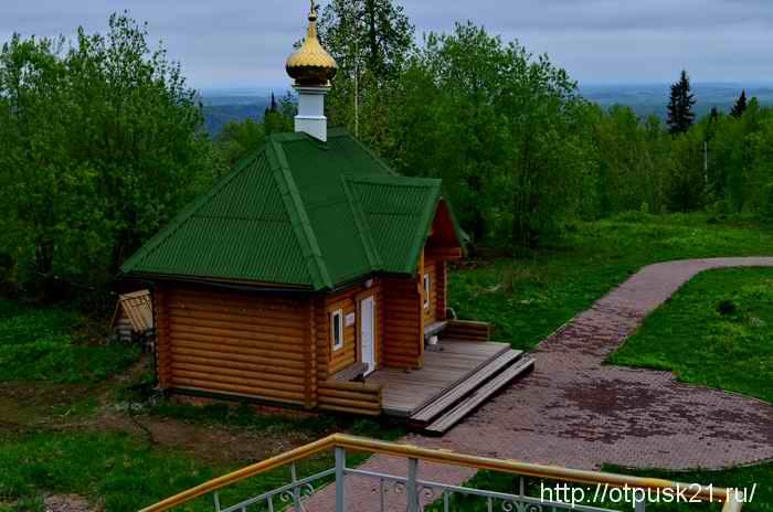 Белогорский Свято-Николаевский монастырь