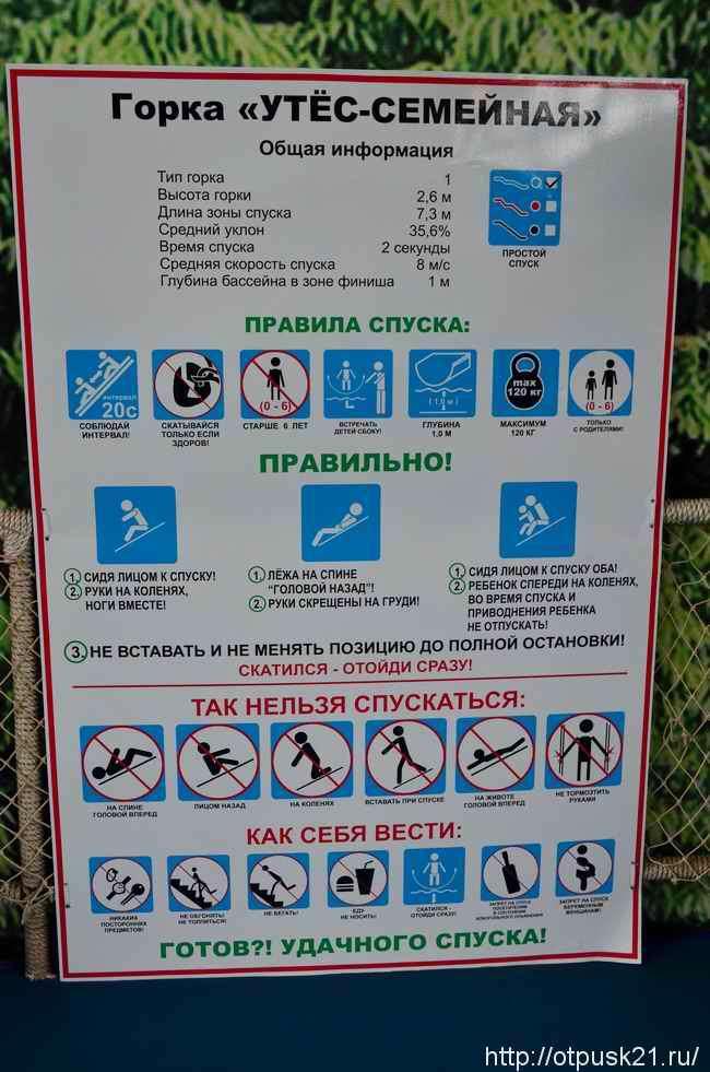 аквапарк Лимпопо фото
