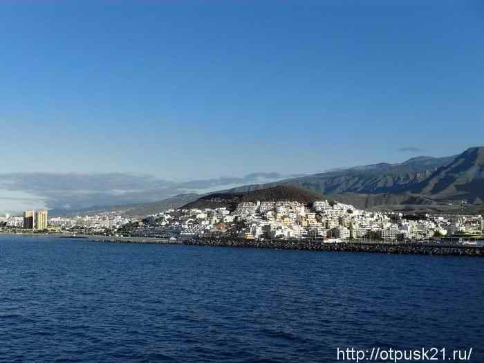 остров Гомера, остров Ла Гомера